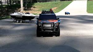 100 Rc Truck And Trailer For Sale Boat Review Of RC4WDs Big Dog 110 Dual