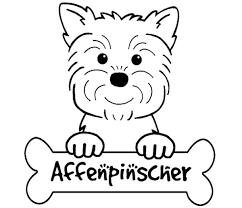 Dog Cartoons Coloring Book DogColoringBooksSmiling