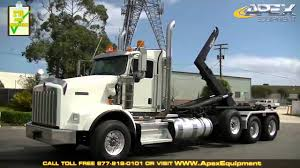 2008 Kenworth T800 Hooklift Truck - YouTube For Review Demo Hoists For Sale Swaploader Usa Ltd Hooklift Truck Lift Loaders Commercial Equipment 2018 Freightliner M2 106 Cassone Sales And Multilift Xr7s Hiab Flatbed Trucks N Trailer Magazine F750 Youtube 2016 Ford F650 Xlt 260 Inch Wheel Base Swaploader In 2001 Chevrolet Kodiak C7500 Auction Or Lease For 2007 Mack Cv713 Granite Hooklift Truck Item Dc7292 Sold Hot Selling 5cbmm3 Isuzu Garbage Hooklift Waste