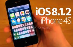 Rendimiento de iOS 8 1 2 en iPhone 4S ¿Conviene actualizar