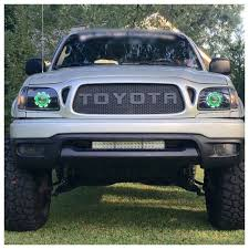 100 Grills For Trucks 2001 2004 Toyota Tacoma Mesh Grille Insert The New Yota