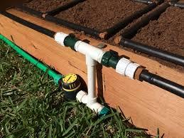 2x8 Raised Garden Kit w watering system