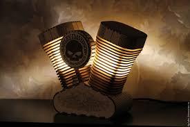 Harley Davidson Bath Decor by Buy Lamp Night Light Harley Davidson On Livemaster Online Shop