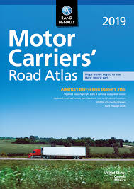 100 Truck Routes For Sale Rand McNally Motor Carriers Road Atlas