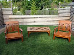 delighful wood patio furniture outdoor icon intended decor
