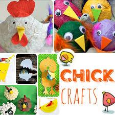 21 Easter Chick Crafts For Kids
