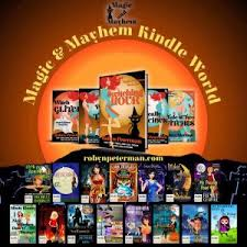 For More Information On Robyn Petermans Magic And Mayhem Kindle World Click HERE Worlds