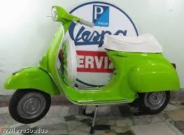 1970 Vespa 50 N