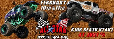 All Star Monster Trucks Presented By Maverik Center | NowPlayingUtah.com