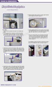 Magnetic Locks For Furniture by Office File Cabinets Shop Amazon Com Best Home Furniture Design