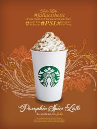 When Are Pumpkin Spice Lattes At Starbucks by Starbucks U0027 Pumpkin Spice Latte Spoof Advertisement On Behance