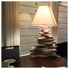 Homemade Oregon Driftwood Desk Lamp By BusyBzBoutique On Etsy