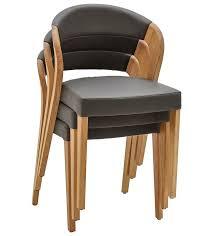 voglauer stuhl v sevilla aus massivholz leder stühle