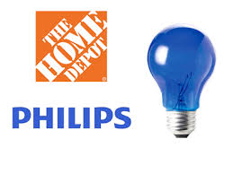 the home depot and philips light it up blue in 2015 news