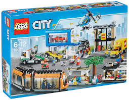 Amazon.com: LEGO City Square: Toys & Games