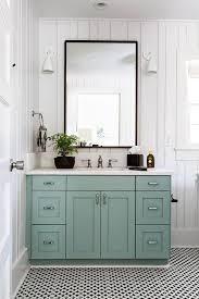Shabby Chic White Bathroom Vanity by Best 25 Mint Bathroom Ideas On Pinterest Country Style Green