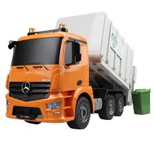 100 Garbage Truck Tab 24G Radio Control Construction RC OEMType CarFeatures
