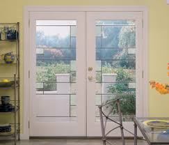Masonite Patio Door Glass Replacement by Masonite U0027s Belleville Patio Mondrian Glass Doors Use Spectraweld