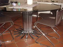 R 5 000 For Sale Art Deco And Yet Very Modern Looking Dining Table
