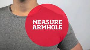 shirtlisted com how to measure armhole for custom dress shirts