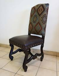 Kelly Dining Chair: Western Passion