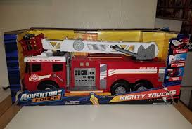 100 Mighty Trucks Adventure Force Fire Truck EBay