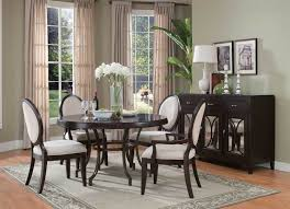 8 Dining Room With Buffet Ideas Black Finish