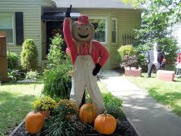 Ohio State Brutus Pumpkin Stencil by 10 Best Scarecrow Ideas Images On Pinterest Butterfly Chester