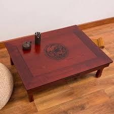 80x60cm rechteck koreanische tisch beine faltbare wohnzimmer antiken tisch für esszimmer traditionelle koreanische klapptisch möbel