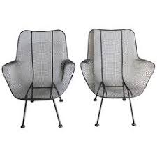 Ficks Reed Lounge Chair by Vintage Ficks Reed Lounge Chair At 1stdibs