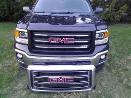 Does The Denali Grille Separate? - 2014-2018 Silverado & Sierra Mods ...