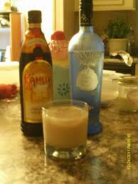 Pumpkin Spice Kahlua Drinks by I Spruced Up The White Russian 1 Shot Whipped Cream Vodka 1 Shot
