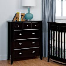 Shoal Creek Dresser Jamocha by Relaxed Traditional 4 Drawer Dresser Child Craft