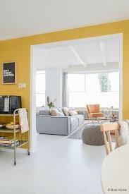 gelbe wände 60 inspirationen für ihr dekor tapeten beige