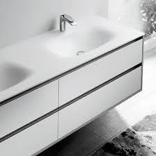 doppeltes waschbecken dharma vetro inda eingebaut