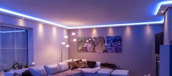indirect lighting led stucco strips and façade design