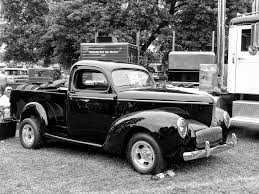 100 1941 Willys Truck Pickup Taken At The ATCA Antique Flickr