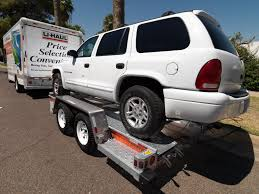 U-Haul: Auto Transport Rental