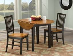 Intercon Arlington Black Java Slat Back 3pc Drop Leaf Table Set ... Shop Holly Martin Driness Weathered Oak With Black Frame Drop Leaf Ding Room Table Perfect Interior Pretty Small And Chairs Ikea Ingatorp Brown Leaf Tableding Table Small In Ilford Ldon Gumtree Nantucket Dropleaf And 2 Slatback Value City Apartment With Reference Ingatorp Dropleaf Blackbrown Ikea Set Ikaistttorg Square