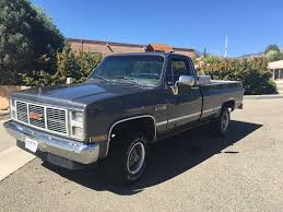 Classic 1987 GMC Sierra 1500 LWB | Pickups For Sale | Pinterest ... Car Brochures 1987 Chevrolet And Gmc Truck K1001 The Toy Shed Trucks Sierra Connors Motorcar Company Wrangler 12 Tonne For Sale Hemmings Motor News Fast Lane Classic Cars All Of 7387 Chevy Special Edition Pickup Part I 1500 Short Wide Step Side Real Gmc Best Image Gallery 16 Share Download Id 24449 K1006