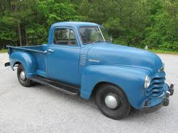 1951 Chevrolet 3100 For Sale #2103680 - Hemmings Motor News