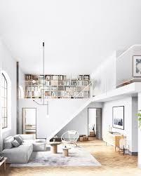 100 Modern Loft Interior Design Minimal Inspiration