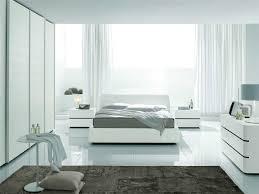 Furniture Contempo Picture Modern White Bedroom Decoration