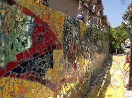 mosaic tile house venice alistair jeffs