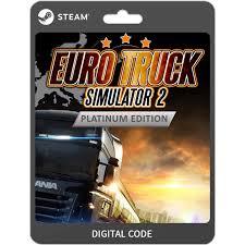 100 Steam Euro Truck Simulator 2 Platinum Edition Steam Digital