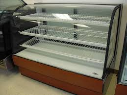 S Cayuga Refrigerated Bakery Display Cases Hillphoenix Combination Case Dgs Retail