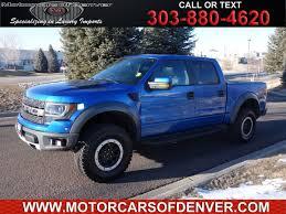 100 Used Ford Trucks Denver For Sale Centennial CO Motorcars Of