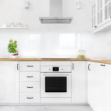 küchenrückwand weiß hartkunststoff klebefolie küche spritzschutz rückwand küchenspiegel magnetfolie magnetisch folie