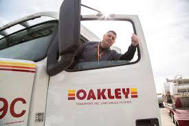 100 Sage Trucking School News OAKLEY TRANSPORT