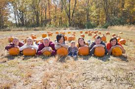 Pumpkin Patch Near Cincinnati Oh by Sarah Whitwell Photography Smith Family Portraits Blooms And
